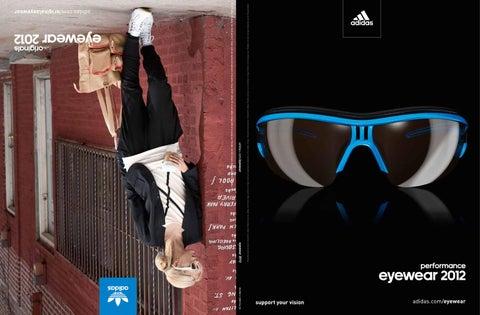 acd91d84d55a očala Adidas katalog 2012 by Optika in okulistična ambulanta Rugel ...