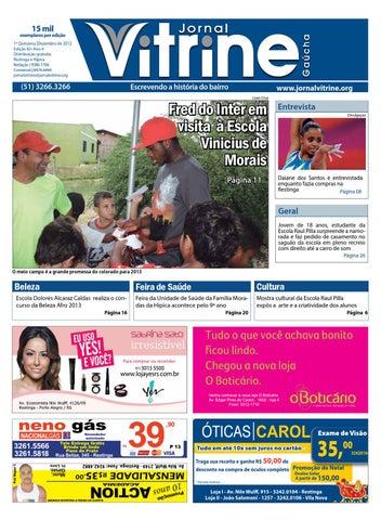 Jornal Vitrine - 82ª Edição by Jornal Vitrine - issuu 40f67202ad