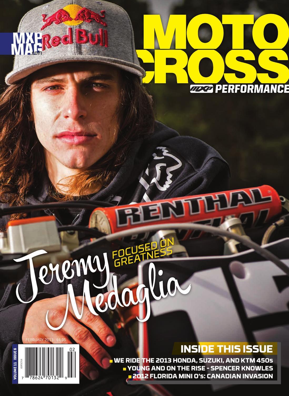 1106 MXP Magazine by Motocross Performance Magazine - issuu