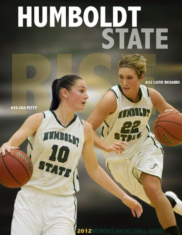 Humboldt State Women S Basketball Guide By Hsu Sports