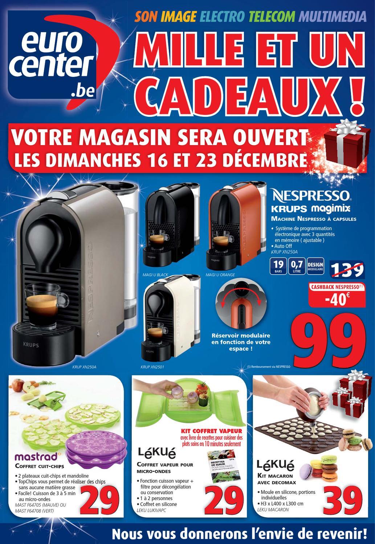 Café Capsule Coupe Rechargeable Acier Inoxydable pour Nespresso Machine KK