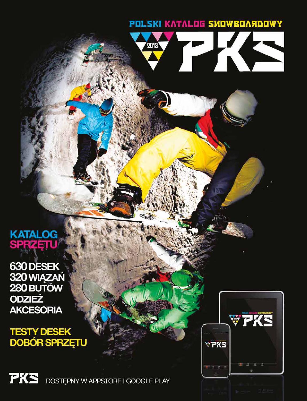 Pks Polski Katalog Snowboardowy 2013 By Rafał Nowakowski Issuu