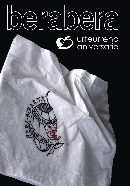 Libro 50 Aniversario Bera Bera By Graficas Lankorpe Issuu