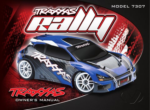 Manual online Traxxas Rally trx7307 by David Salazar - issuu