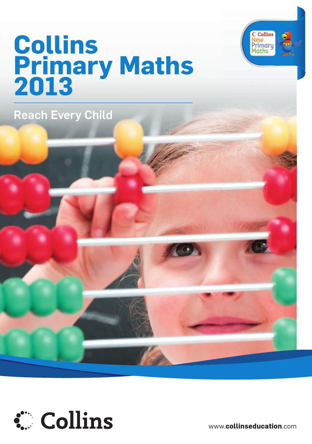 Collins Primary Maths Catalogue 2013 By Collins Issuu [ 1500 x 1056 Pixel ]