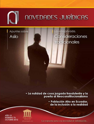 NJ-76 by Ediciones Legales - issuu