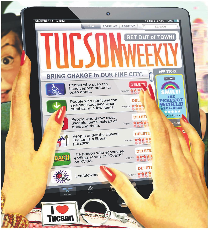 Tucson Weekly 121312 by Tucson Weekly issuu