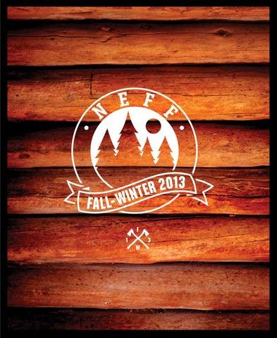 9612fc3cde5 Neff Headwear Fall Winter 2013 Catalog by Neff Headwear - issuu