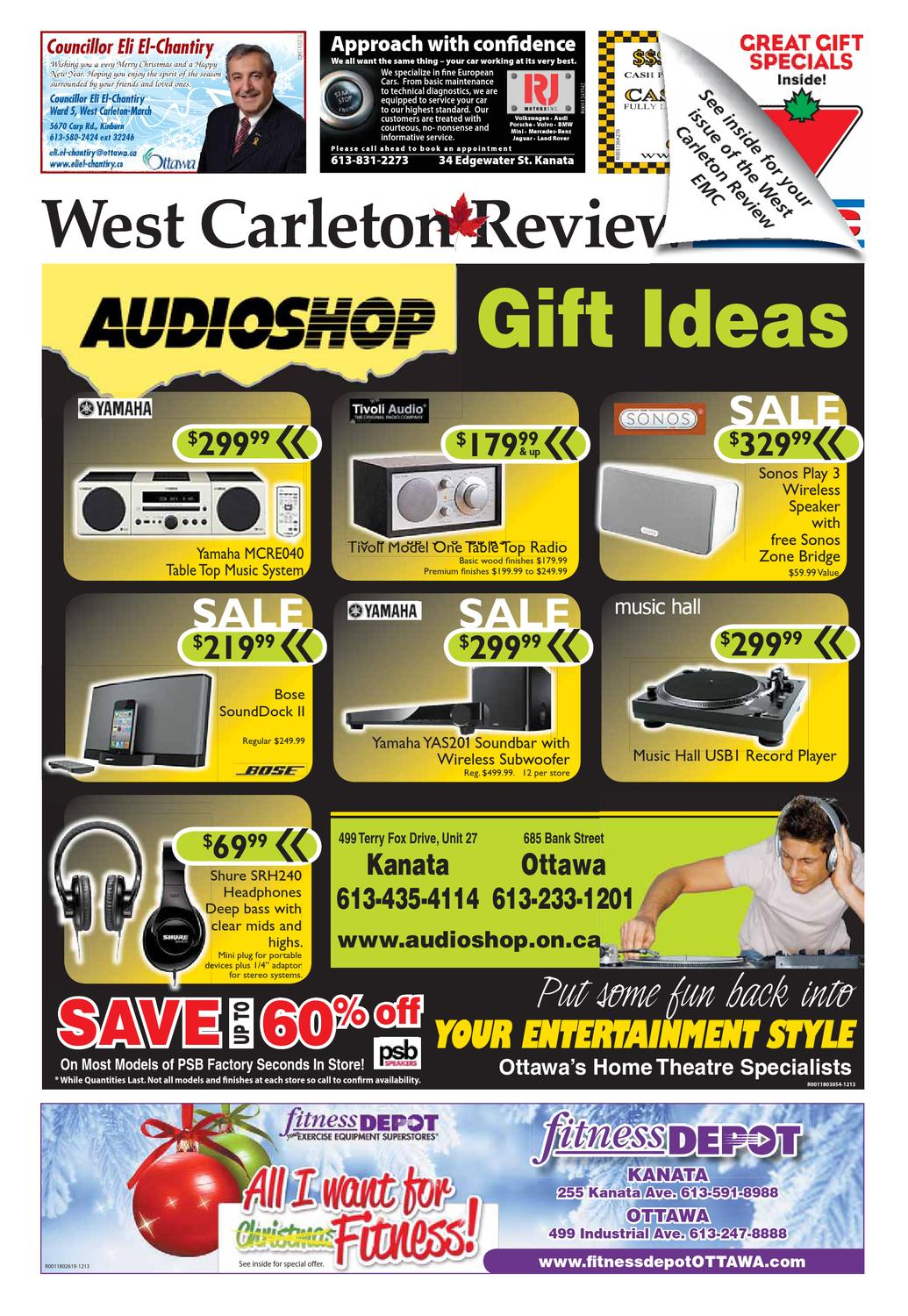 West Carleton Review EMC by Metroland East - West Carleton Review - issuu