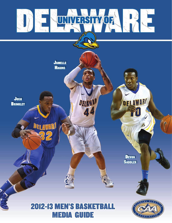 2012-13 Men's Basketball Media Guide by UDBlueHens Delaware - issuu
