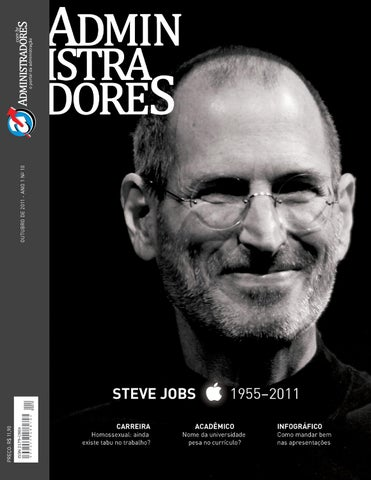 ee20b9c0704 10 Steve Jobs by Revista Administradores - issuu