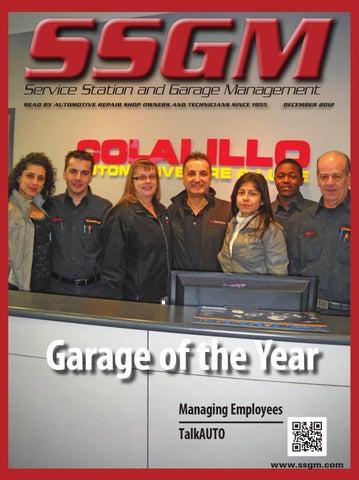 Garage Management