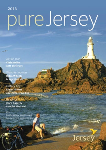 Pure Jersey Holiday Guide 2013