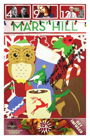 Mars Hill Issue 17 Issue 6 By Mars Hill Newspaper Issuu