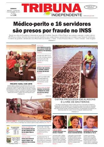 fe57025d4 Edição número 1622 - 15 de dezembro de 2012 by Tribuna Hoje - issuu