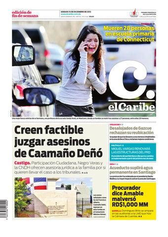 elCaribe by Multimedios del Caribe - issuu 89938a0c0e8