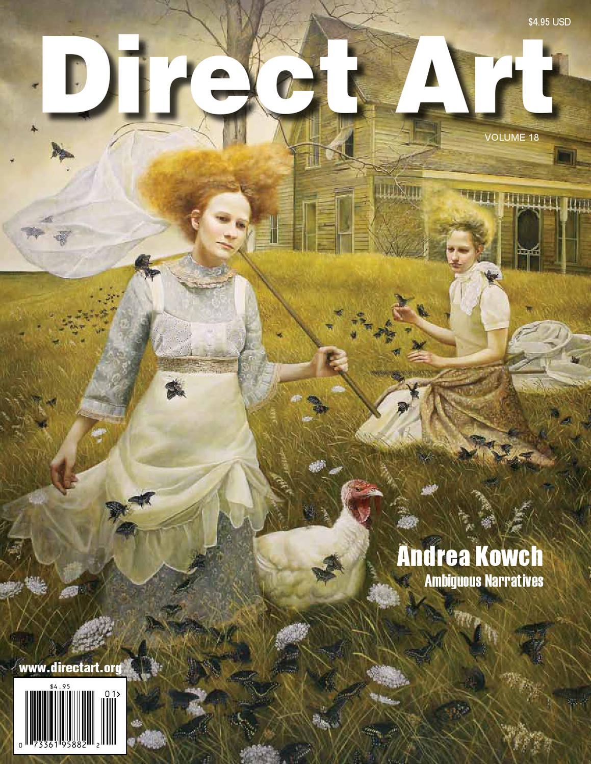 Direct art volume 18 by slowart productions issuu fandeluxe Gallery