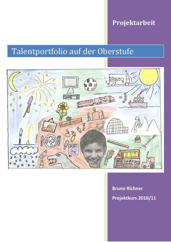 Talentportfolio by Bruno Richner - issuu