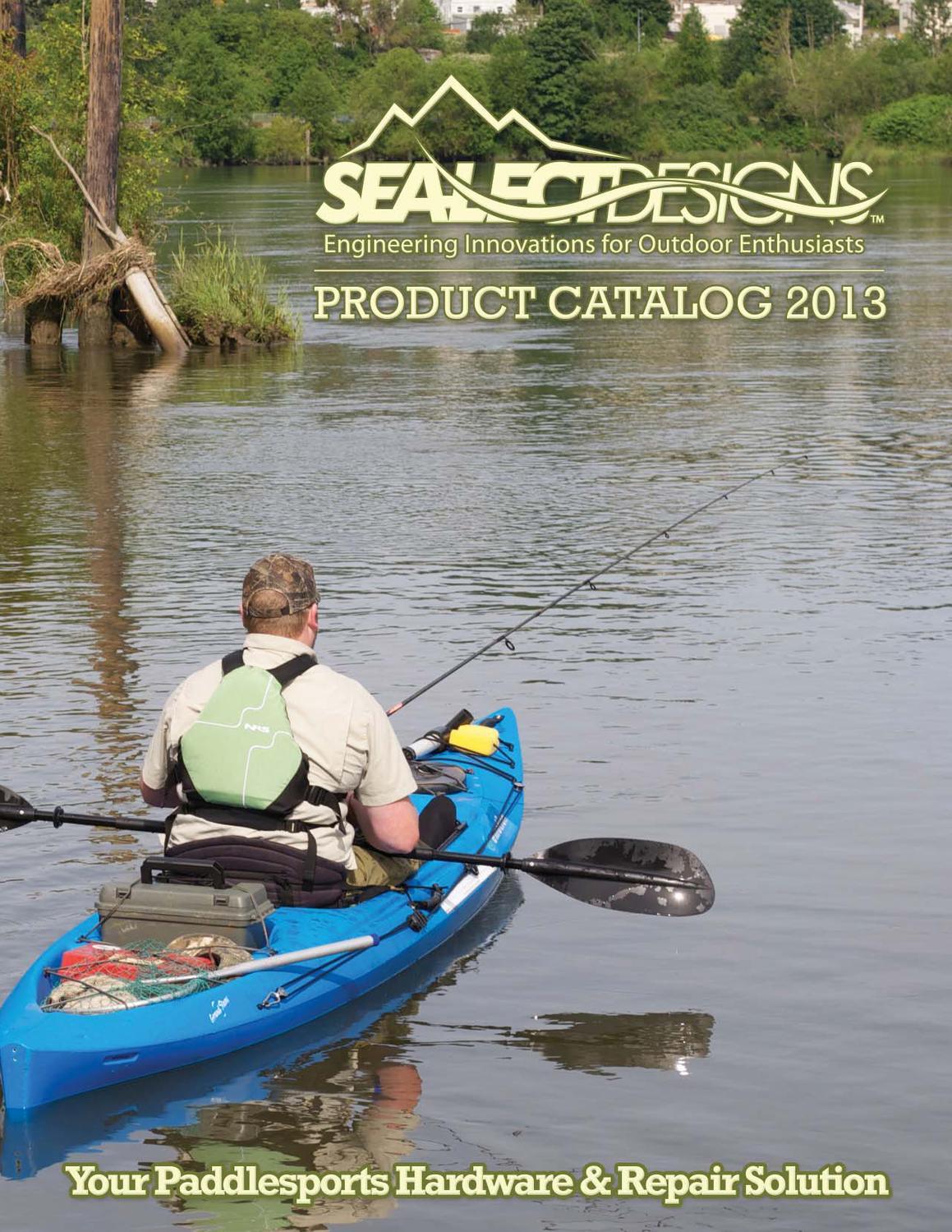 SEADOG  Rod Holder Gasket Only K325160G Canoe//Kayak//Boat SEA-LECT DESIGNS
