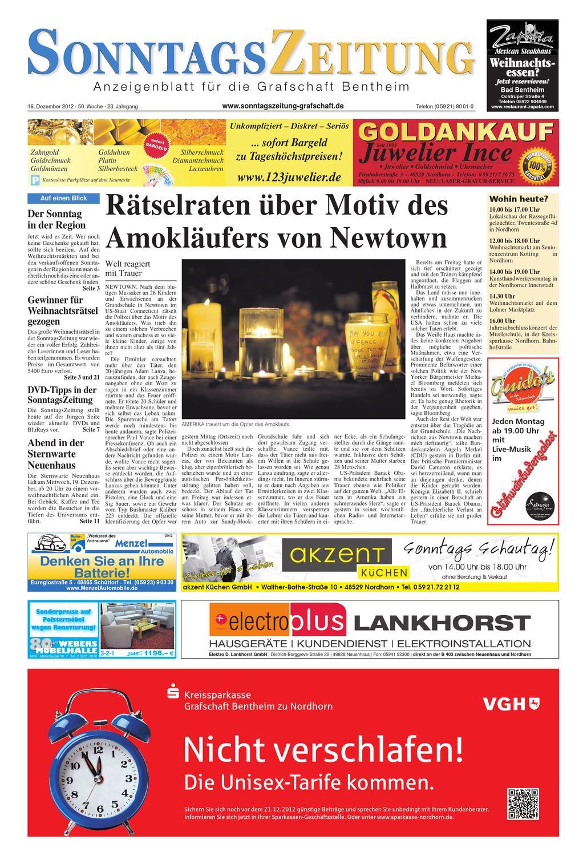 Len An Dachschrä sonz 16 12 2012 by sonntagszeitung issuu