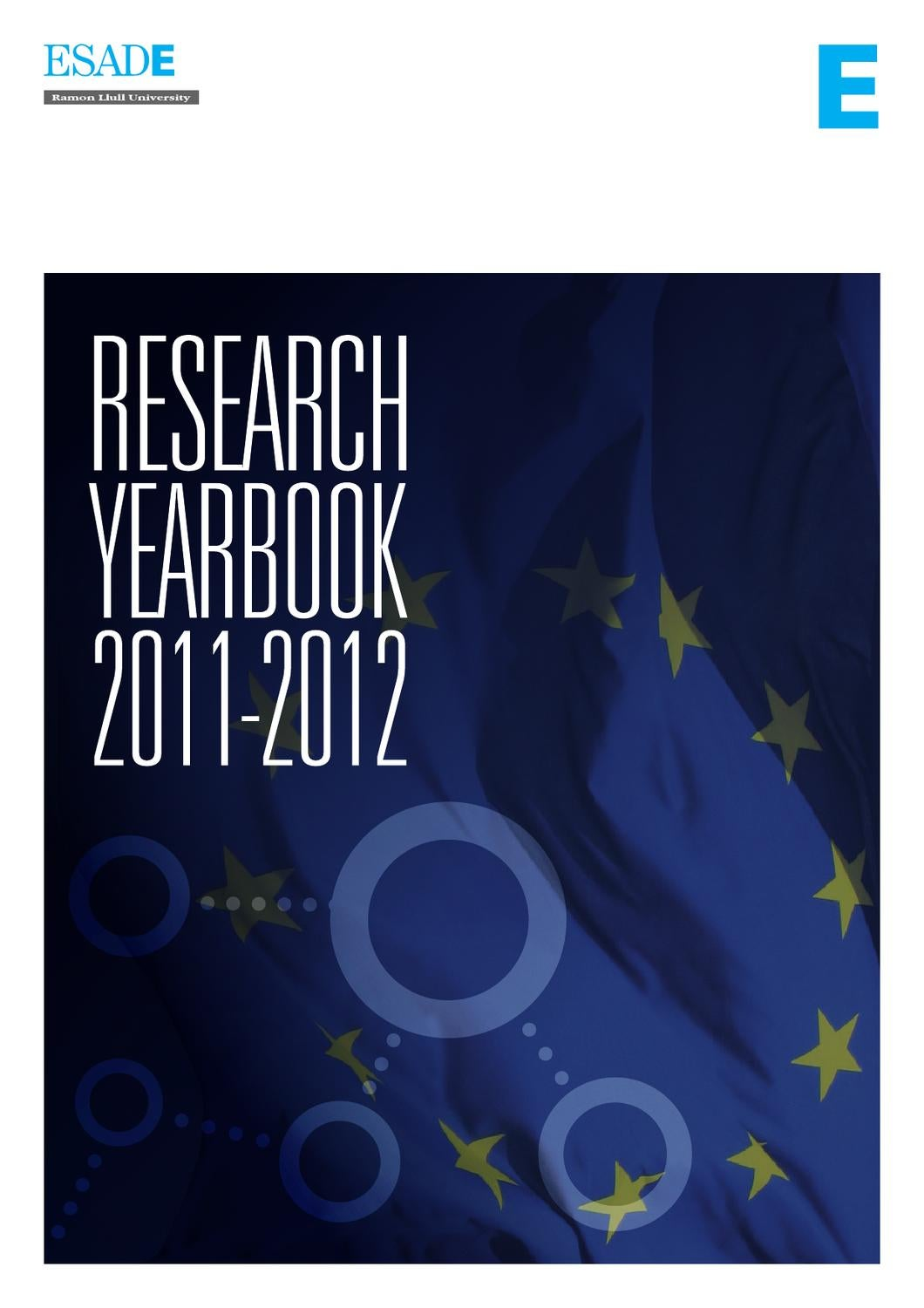 Research Yearbook 2011-2012 by ESADE - issuu