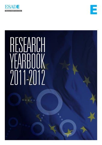 Research Yearbook 2011-2012 by ESADE - issuu eb8694364ecb