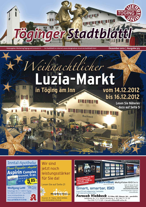 Stadtblattl Dezember by Marc Schober - issuu