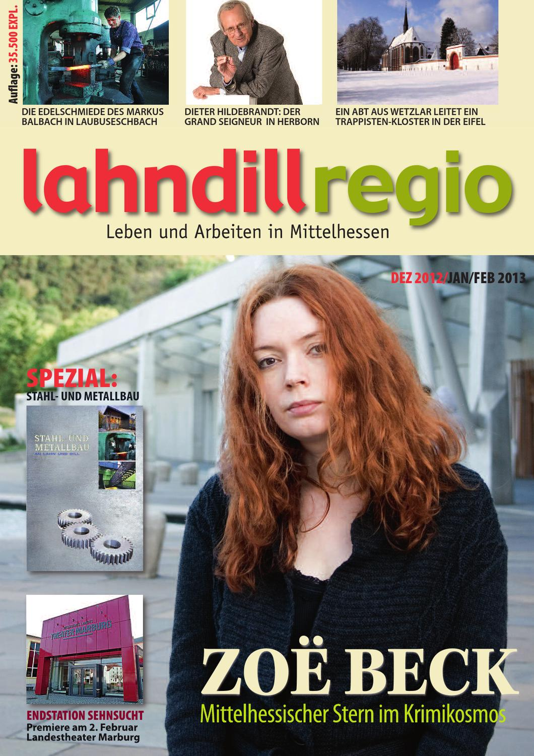 Lahndillregio By Wolfgang A Burger Issuu