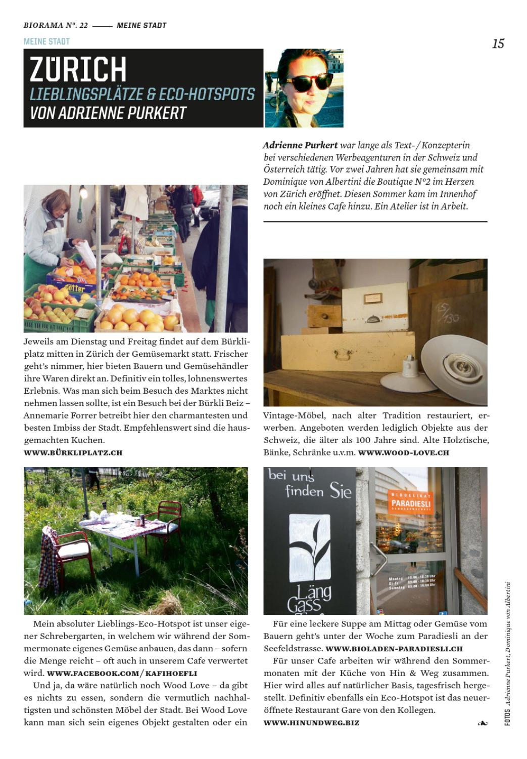 Biorama 22 By Biorama Magazine For Sustainable Lifestyle Issuu