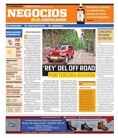 size 40 79843 27afc Negocios y Clasificados 2012.12.17 by El Informador - Diario online ...
