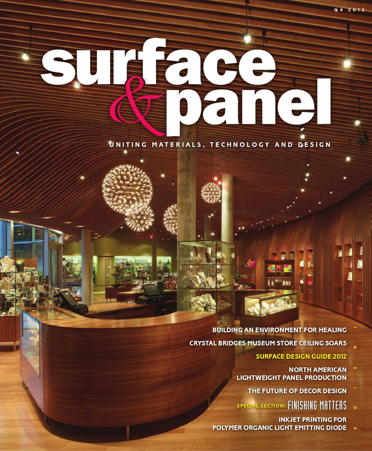 Surface and Panel Winter 2012 by Bedford Falls Communications - issuu