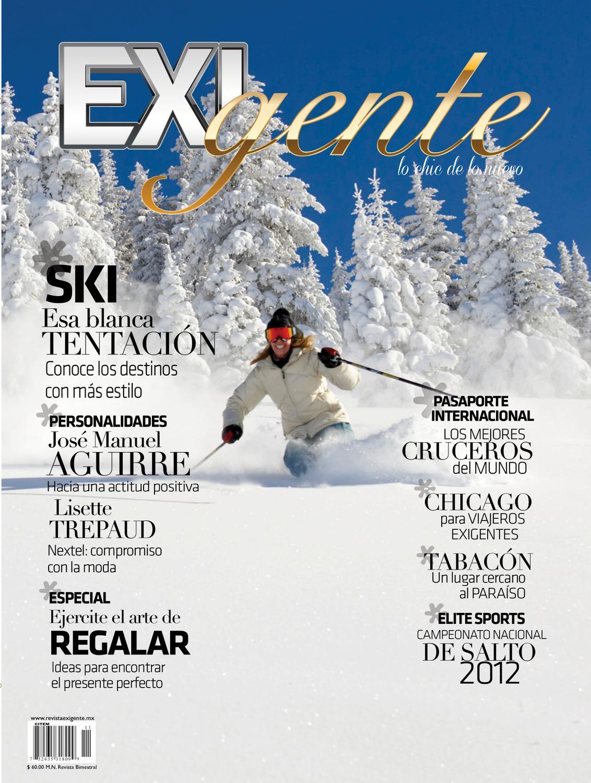 Revista EXIgente  11 by Revista EXIgente - issuu d4d23ff1e14