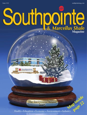 Southpointe Fall Winter Magazine