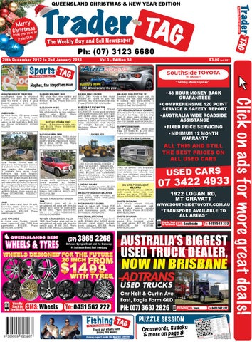 bdef3dc6d76 TraderTAG Queensland - Edition 51 - 2012 by TraderTAG Design - issuu