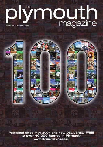 The Plymouth Magazine issue 100