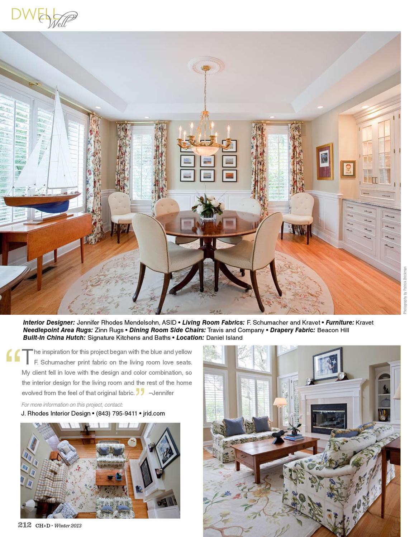 Charleston Home Design Magazine