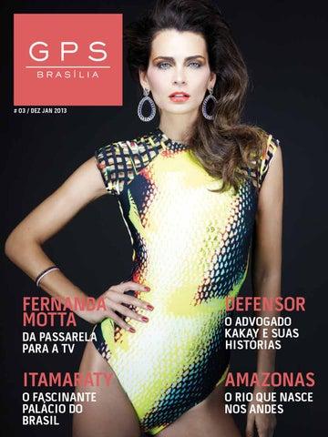 Revista GPS Brasilia 4 by GPS  ff1cfdc9f8b