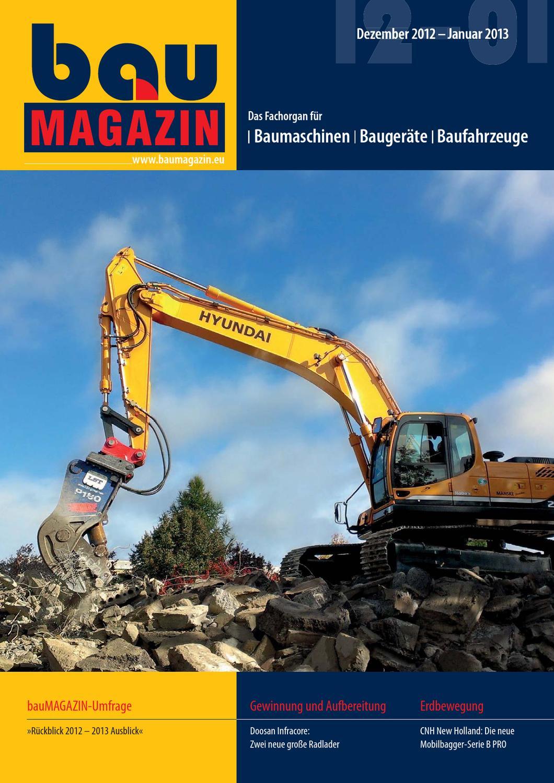 bauMAGAZIN 12/12-01/13 by SBM Verlag GmbH - issuu