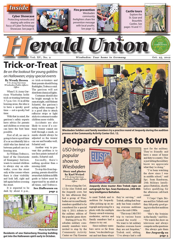 Oct  25, 2012 - Herald Union by AdvantiPro GmbH - issuu