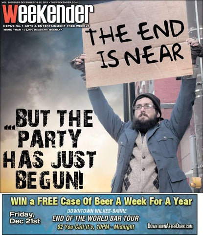 The Weekender 12-19-2012 by The Wilkes-Barre Publishing