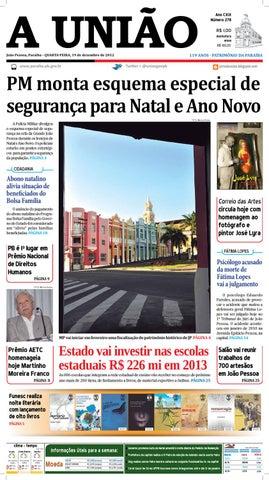 Jornal A União by Jornal A União - issuu 16018a9a15ac4