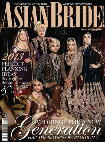 Asian woman and bride magazine