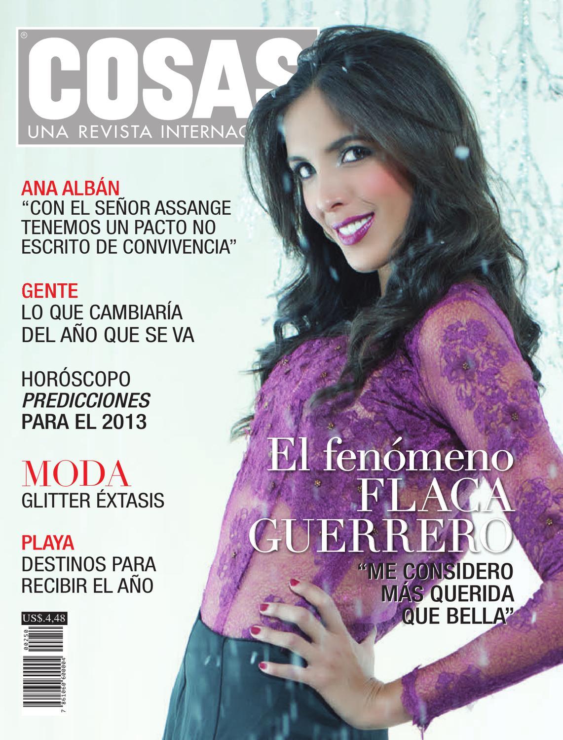 Revista Cosas #250 Diciembre 2012 by Revista Cosas - issuu