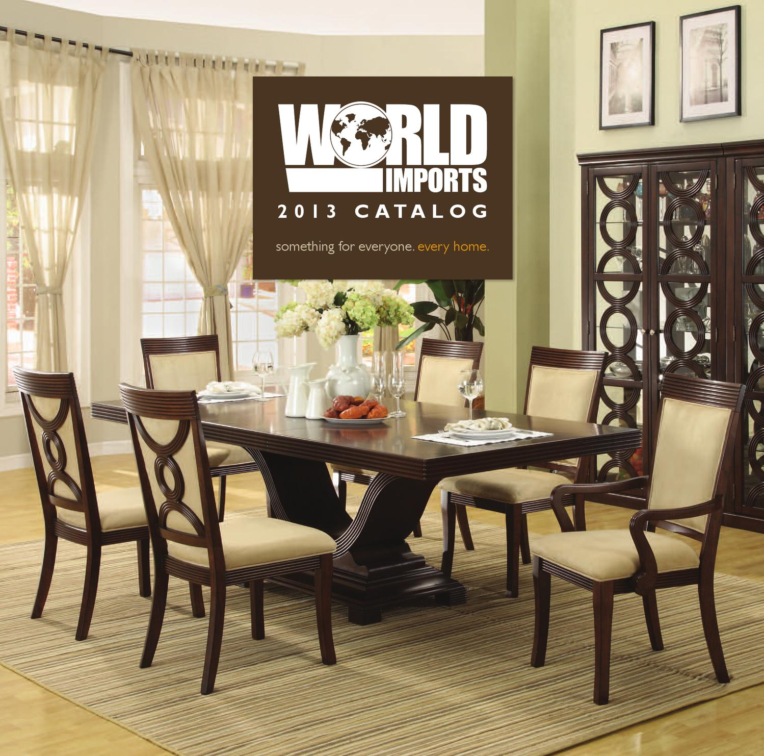 Exceptional World Imports 2013 Catalog By World Imports Ltd   Issuu
