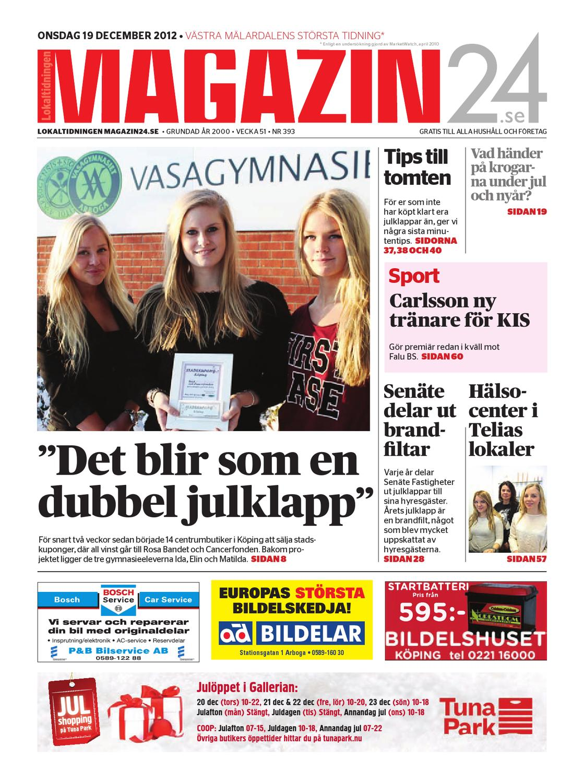 Magazin24.se nr 393 by magazin24 - issuu a7e9e8e766a52