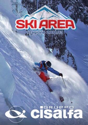 Gruppo Cisalfa Ski Area - Stagione 2012/13 by Cisalfa Sport - issuu