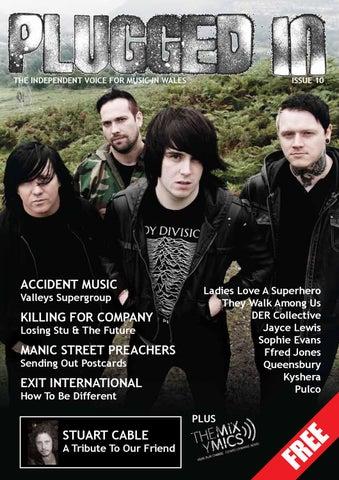 Plugged In Magazine Issue 5 By Darren Warner Issuu