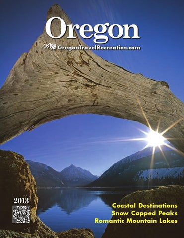 Oregon Travel Recreation by Rite Way Publishing Inc issuu