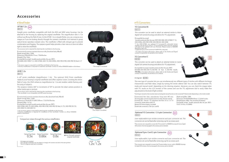 SEA&SEA 2012-13 Product Catalog by Tabata USA, Inc  - issuu