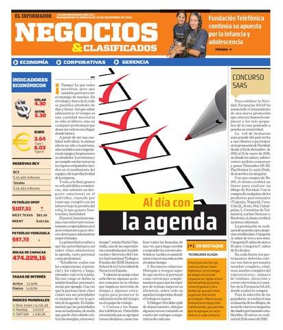 brand new 988b7 3cb7e Negocios y Clasificados 2012.12.19 by El Informador - Diario online ...